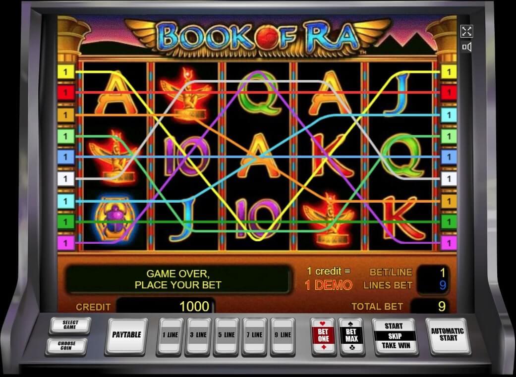 Book Of Ra 2 Online Full Screen